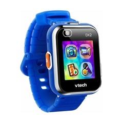 Vtech Детские наручные часы Kidizoom SmartWatch DX2,синие (80-193803)
