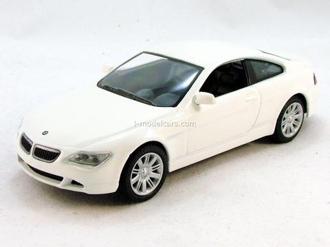BMW 645 Сi Coupe 1:43 DeAgostini Supercars #50