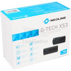 Видеорегистратор с 2-мя выносными камерами Neoline G-Tech X53