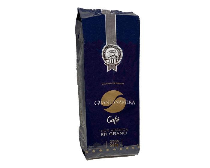 Кофе в зернах Guantanamera, 500 г (Туркино)
