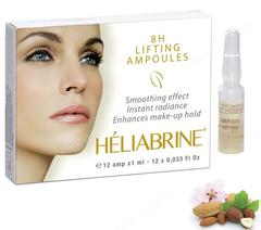 Лифтинг ампулы 8 часов для лица и глаз (Heliabrine   H.P. Основная   Ampoules Lifting 8H), 12 шт*1 мл