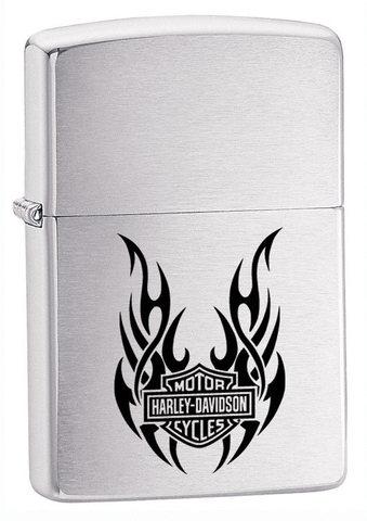 Зажигалка Zippo Harley-Davidson Tribal Wings