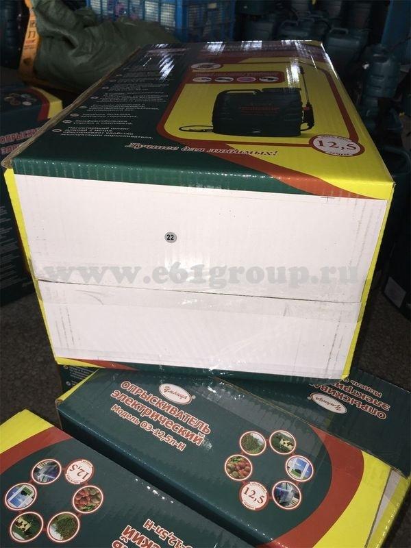 Опрыскиватель электрический Комфорт (Умница) ОЭ-12,5л-Н распродажа
