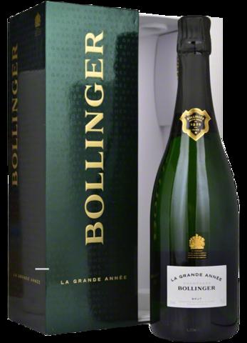 Bollinger Grande Annee Brut в подарочной упаковке