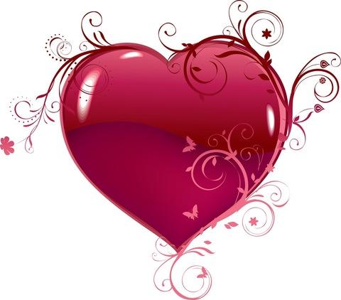 Печать на вафельной бумаге, День Влюбленных 7