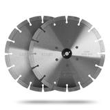 Алмазный диск CUT-N-BREAK правый 230 мм