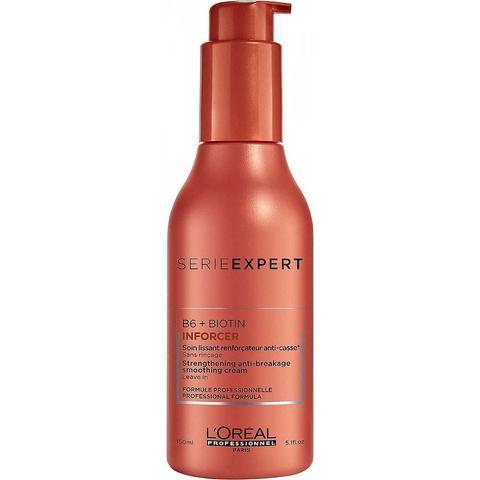 Крем несмываемый укрепляющий против ломкости волос, L'Оreal Inforcer Anti-Breakage Cream, 150 мл.
