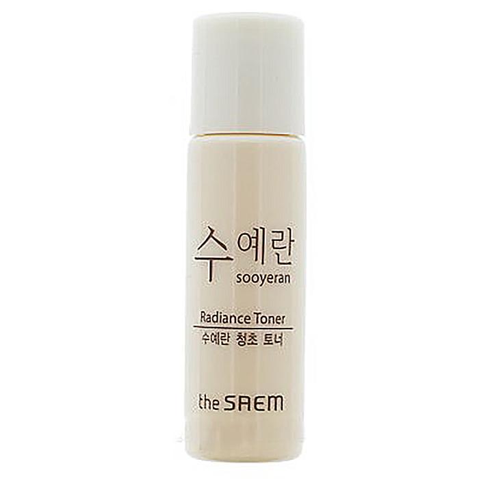 Тонеры для лица Тонер для лица the SAEM для яркости кожи Sooyeran Radiance Toner (пробник) the-saem-sooyeran-radiance-emulsion-19775.jpg