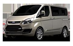 FORD Tourneo Custom (8-мест) 2013->
