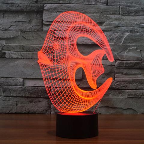Art-Lamps Рыба-круг