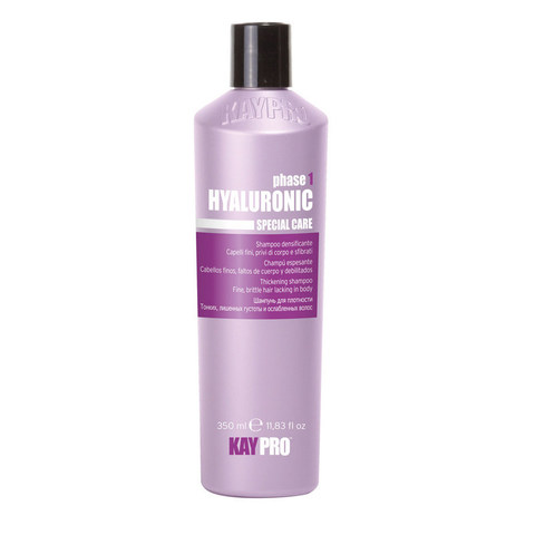 Шампунь с гиалуроновой кислотой для плотности волос,KAYPRO, 350 мл