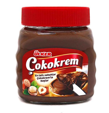 Шоколадная паста с фундуком Cokokrem, Ulker, 350 г