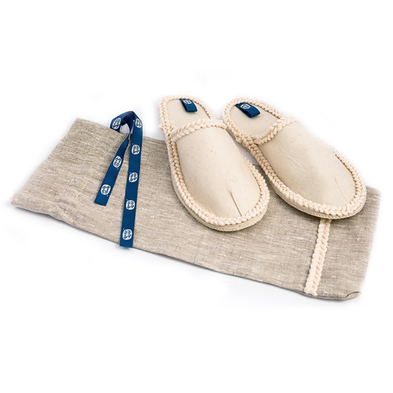 Тапочки ONNI для бани (размер 39-40)