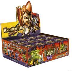 Дисплей Krosmaster Collection: Wild Realms (Season 5, 12 Blind boxes)