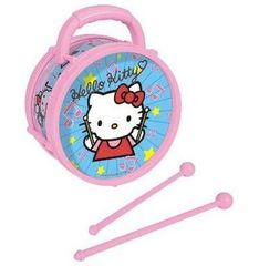 Smoby Барабан Hello Kitty (6835364)