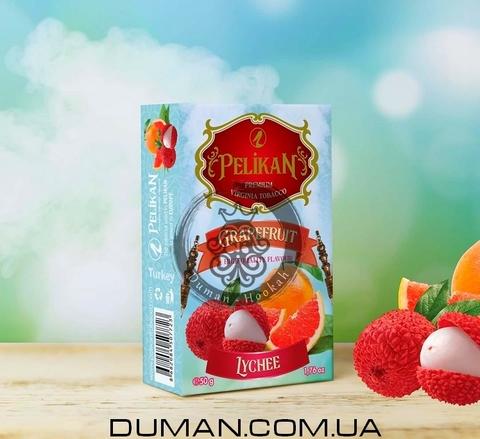 Табак Pelikan Grapefruit Lychee (Пеликан Грейпфрут Личи)