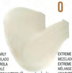 Перманентный краситель Crioxidil / БЛОНД (Осветляющие оттенки)