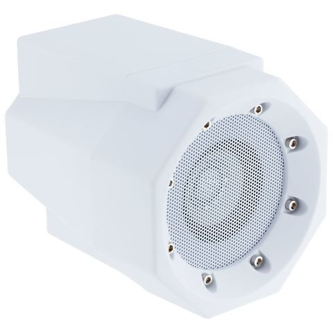 Uniscend Flamer Bluetooth Speaker, white