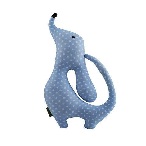 Подушка-игрушка антистресс «Такса Бусинка»