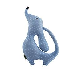 Подушка-игрушка антистресс «Такса Бусинка» 1