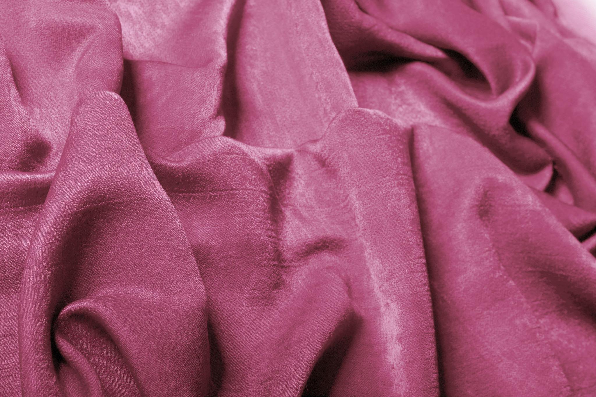 Suede (пыльная роза). Готовая штора - имитация замши