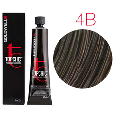 Goldwell Topchic 4B (коричневый