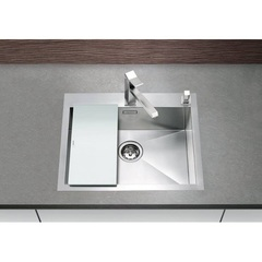 Мойка кухонная 61х51 см Blanco Zerox 550-IF/A 521638 фото
