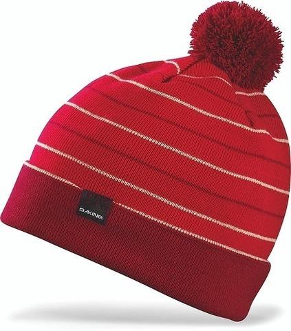 Картинка шапка Dakine Riley Red