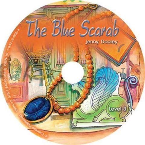 The Blue Scarab. Pre-intermediate (7-8 класс). Audio CD