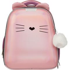 Ранец ортопедический №1 School Kitty (экокожа)