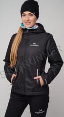 Утеплённая лыжная куртка Nordski Urban Black женская