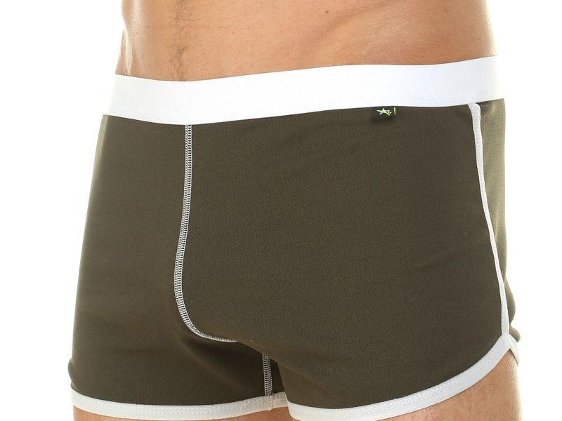 Мужские шорты домашние коричневый Van Baam 39844
