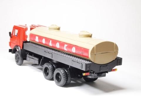 KAMAZ-53212  tanker Milk Elecon 1:43