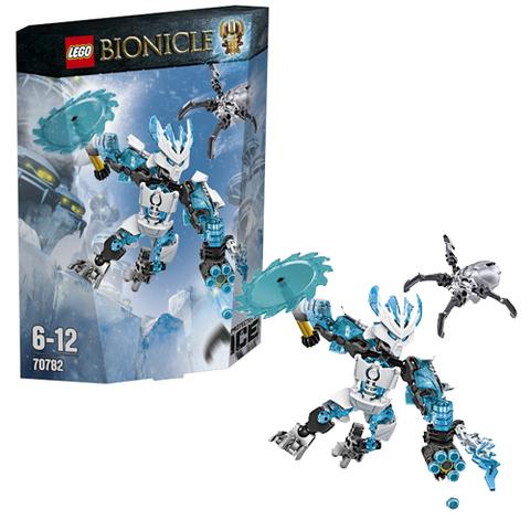 LEGO Bionicle: Страж Льда 70782 — Protector of Ice — Лего Бионикл