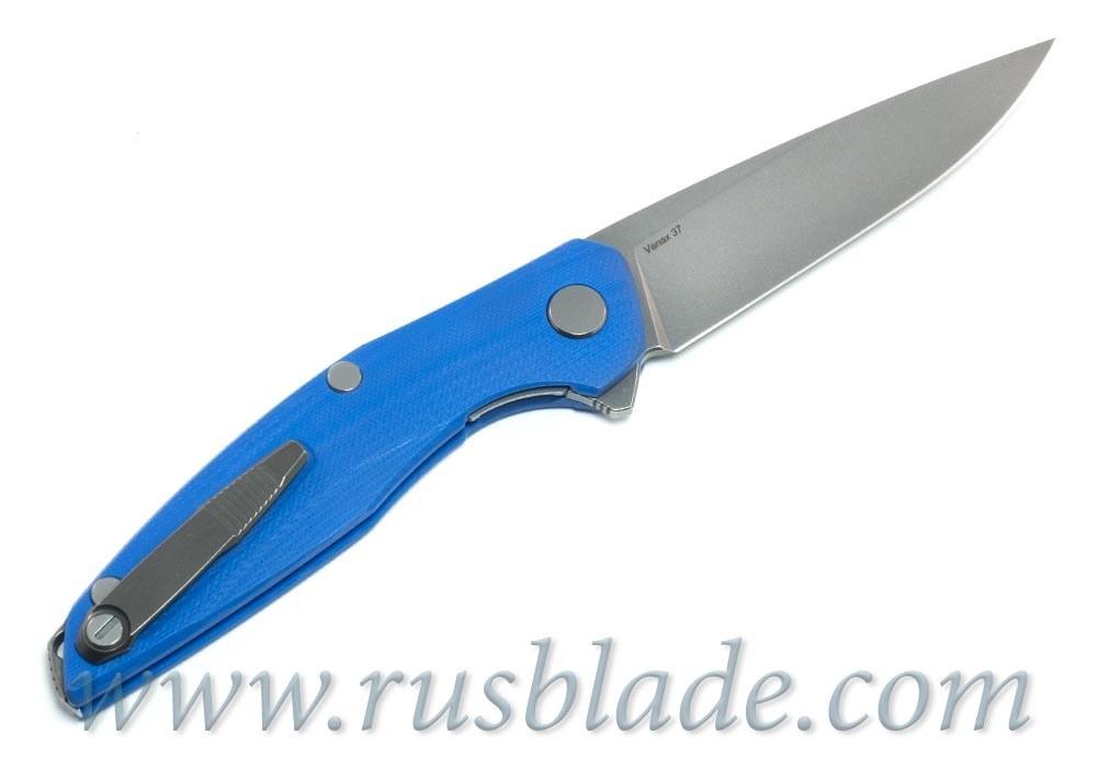 Shirogorov 111 Vanax37 G10 blue 3D MRBS