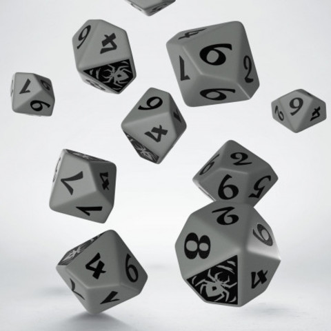 Legend of the Five Rings Spider Clan 10D10 Dice (10)