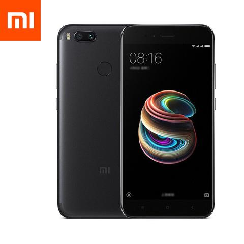 Смартфон  Xiaomi Mi A1 4 / 64GB (чёрный)