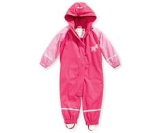 Комбинезон для девочки непромокайка подкладка флис