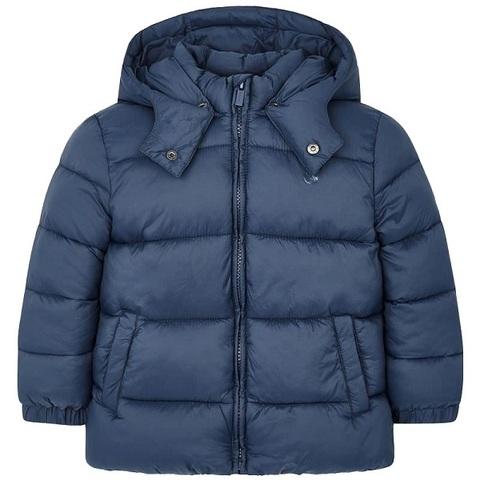 Демисезонная куртка Mayoral детская Стальная