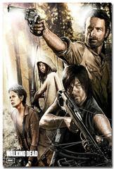 Постер Арт Ходячие Мертвецы — Poster Art The Walking Dead