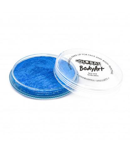 Аквагрим Global перламутровый синий 32 гр