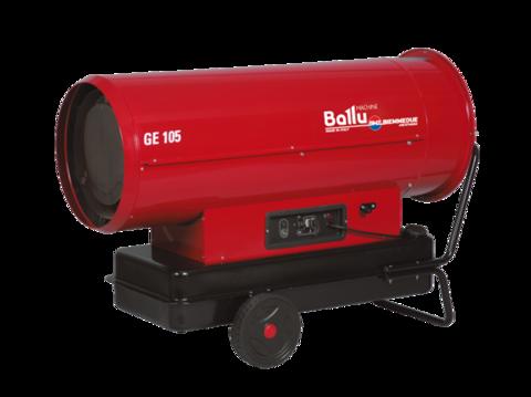 Теплогенератор мобильный дизельный - Ballu-Biemmedue Arcotherm GE 105