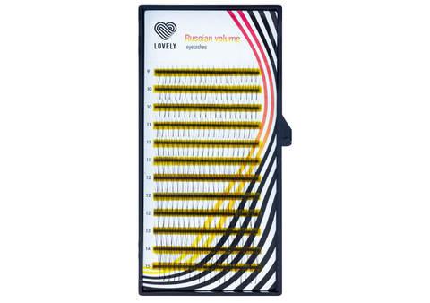 Ресницы Lovely 2D - 12 линий