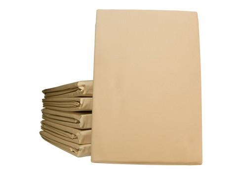 Простынь без резинки 275х280 в сатине  арт.233  ASABELLA Италия.