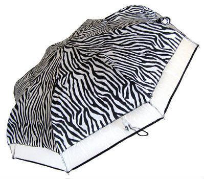 Зонт складной Guy de Jean 7260 Zebra
