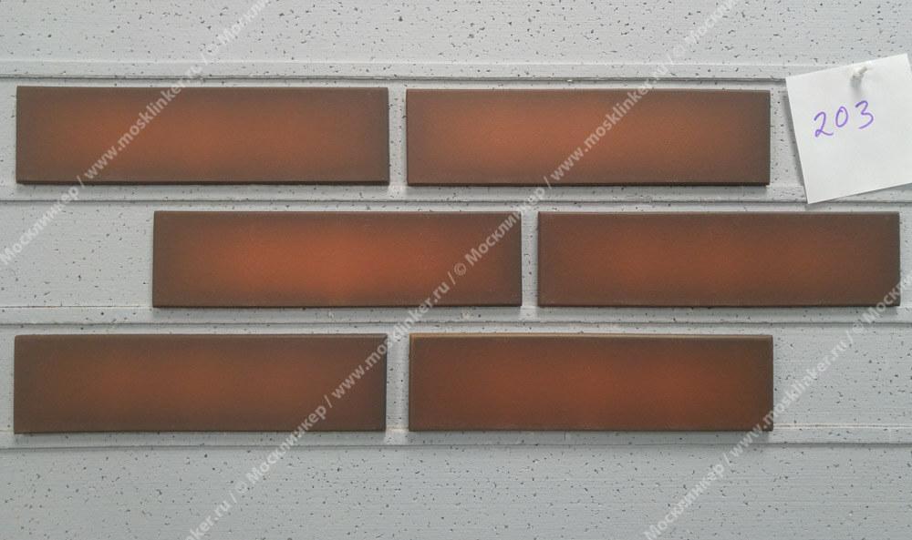 King Klinker - Tibetan flame (20), Dream House, 65x250x10, RF - Клинкерная плитка для фасада и внутренней отделки