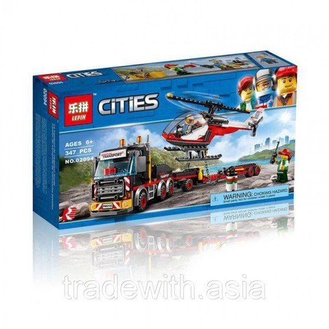 Конструктор LEPIN Cities