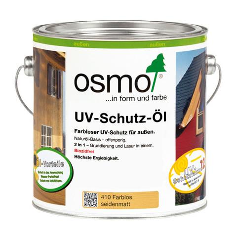 Защитное масло с УФ-фильтром OSMO UV-Schutz-Öl