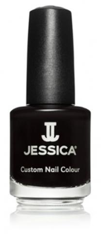 Лак JESSICA 759 Черный Матовый