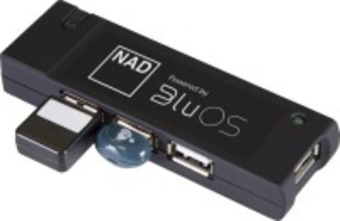 NAD Upgrade key BluOS (VM130/VM300)